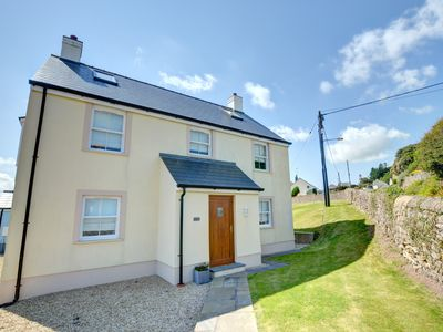 Photo for Cockleshell can offer an ideal base for a beach holiday with the beach across the road and sea views