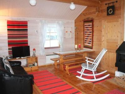 Photo for Vacation home Karpalo in Kittilä - 6 persons, 2 bedrooms