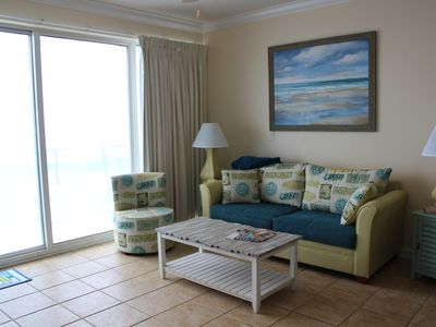 Photo for Beach Front Condo - Newly renovated, Private Free Wifi, Owner Mngd Super Clean!