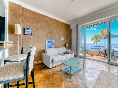 Photo for FANTASTIC STUDIO WITH SEA VIEW