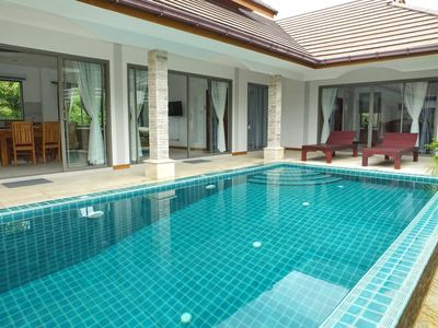 Photo for Planetz Ko Samui Best Relaxe Peaceful Private Pool Villa