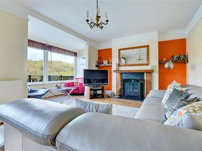 Photo for Vacation home Sandy in Looe - 6 persons, 3 bedrooms