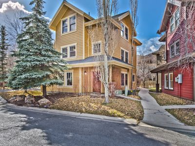Photo for Historic Park City. Rail Trail Access for Hiking and Biking. Private Hot tub. Perfect for Large Groups.