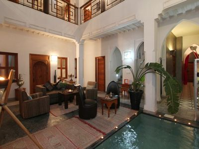 Photo for Riad Azcona - Your rest in Marrakech