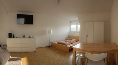 Photo for 1BR Apartment Vacation Rental in Friedrichshafen