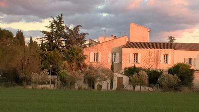 Photo for Old Wine Domaine, stunning views, Pool, big garden with trampoline, very calm
