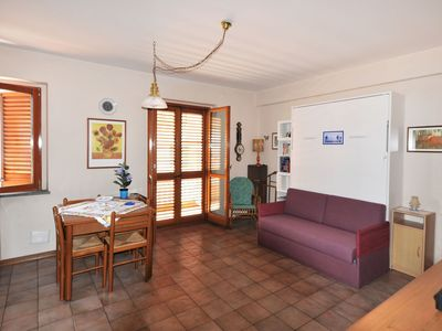 Photo for Lovely apartment for 2 people with WIFI, A/C, TV and parking