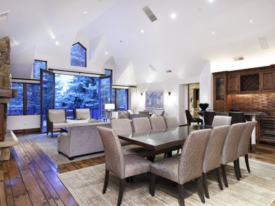 Photo for $18 Million Aspen Downtown Residence | Steps to Gondola & Everything | Concierge