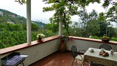 Photo for CASA TECLA - HOLIDAY HOUSE - MARINA DEL CANTONE - MASSA LUBRENSE -SORRENTO COAST