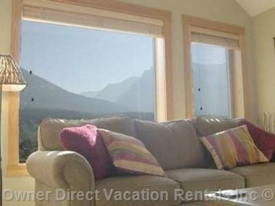 Photo for Magnificent Double Aspect Loft Condo with Stunning Mountain Views!