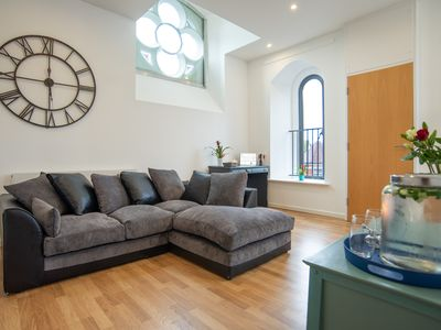 Photo for Beautiful Apartment In Converted Church