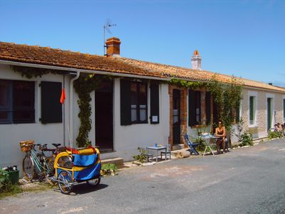 Photo for Holiday house on Ile d'Aix