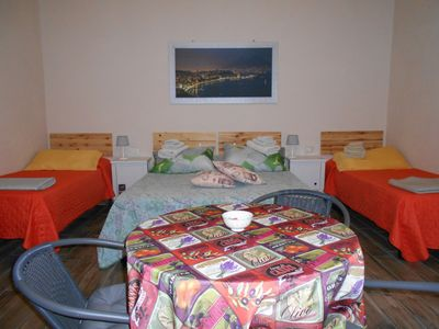 Photo for 1BR Bed & Breakfast Vacation Rental in Napoli