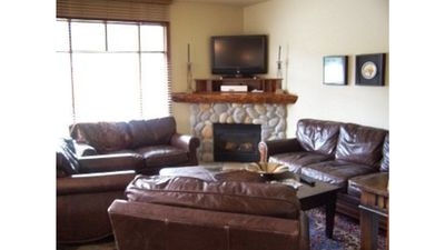 Photo for Stunning Ski-in Ski-Out Location.  4 Bedrooms + Den, 3-1/2 Baths, Sleeps 10