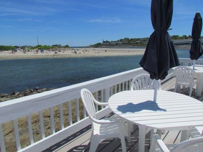 Photo for Oceanfront Condo #1,  Prime location w/amazing views!