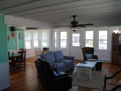 Photo for Main LBITotally Renovated - Walk To Everything - Bring Your Family & Your Boat