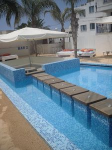 Photo for Studio apartment in centre of Ayia Napa on a lively complex