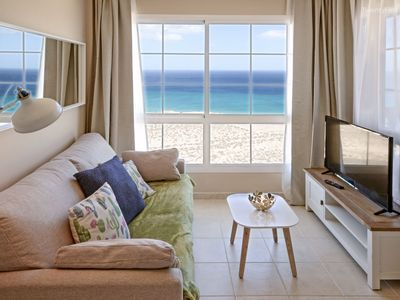 Photo for New&Modern Flat with Ocean View & Free Wifi - Costa Calma (12G)
