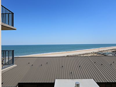 Photo for B503: Updated 1BR Sea Colony Oceanside Condo! Private beach, pools & tennis!