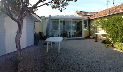 Photo for Arcachon Aiguillon, charming house with garden classified 3 stars