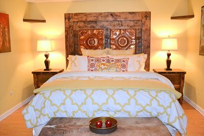 Fabulous SW Style~Comfy King with ensuite bathroom