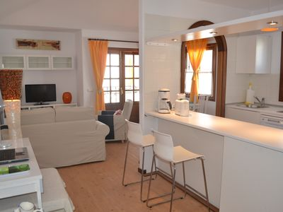Photo for Verde apartment dlx - in private complex by the sea with pool