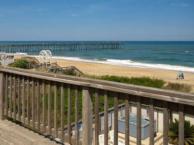 Photo for The Sand Pebble: 8 BR / 7 BA house in Nags Head, Sleeps 22