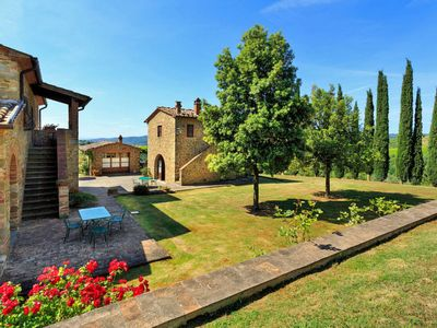 Photo for Vacation home Podere Camperchi (MSV121) in Monte San Savino - 4 persons, 2 bedrooms
