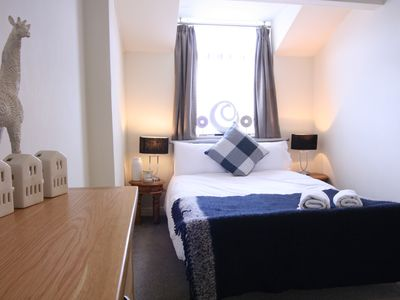 Photo for 2 bedroom house in Chester city with parking, covered outdoor terrace and garden
