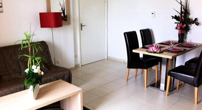 Photo for 1BR Apartment Vacation Rental in SALIES DE BEARN