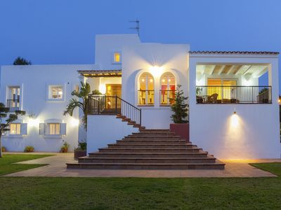 Photo for Dream house with sea views, only 500 meters from the beach