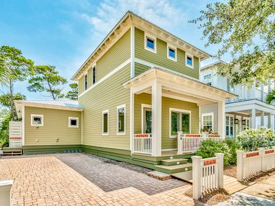 Photo for Lovely home w/ shared pool - less than 1/2 mile to beach & two miles to Seaside!