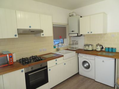 Photo for Upper Ground Floor 1 Bed apartment in the Heart of Southsea sleeps 4