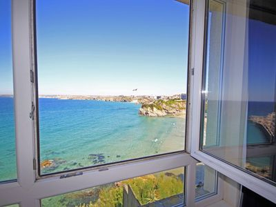 Photo for Chy Lowen -  a coastal 3 storey town house that sleeps 8 guests  in 4 bedrooms