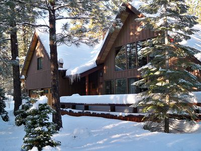 Photo for 5 Bdrm  Black Butte Chalet $295 Per nt / $1,995 wk( Includes Tax)