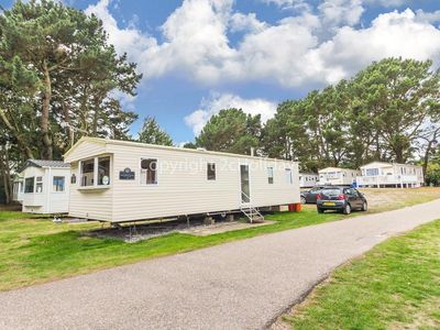 Photo for 8 berth static caravan for hire at the Wild duck Haven park Norfolk ref 11017
