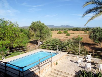 Photo for 3 bedroom Apartment, sleeps 5 in s'Estanyol de Migjorn with Pool and WiFi