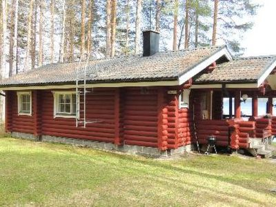 Photo for Vacation home Honkapirtti in Lieksa - 4 persons, 2 bedrooms