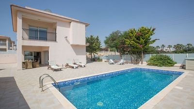 Photo for Villa Perna is a lovely three bedroom villa with a private pool is located in Pernera, just two-hund
