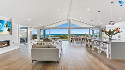 Photo for Dayz Dreamin - pool, gas fireplace and beachfront