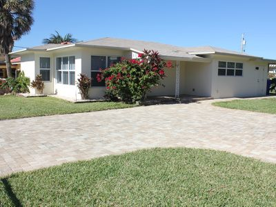 Photo for Charming 3 Bedroom Beach Home w Gated Private Yard