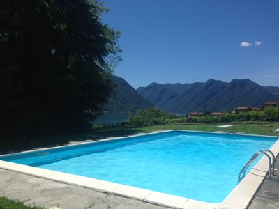 Photo for Villa Lenno in Lenno. A spacious Lake View Villa with Private Pool