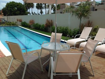 Photo for Flat in Porto de Galinhas, 300 meters from the sea with capacity for 4 people
