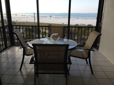 Photo for Breathtaking Top Floor Views of the Beach and Water