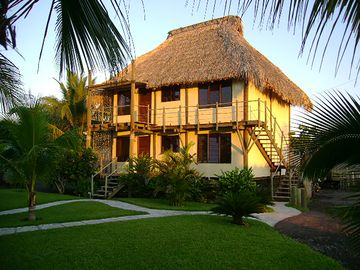 A family/friendly place to Rest and Enjoy  the Sun in Monterrico Beach