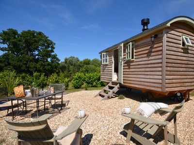 Photo for 1 bedroom Log Cabin in Lympstone - 50737