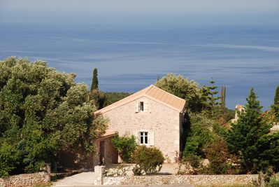 Tucked away in the Mediterranean forest