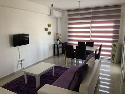 Photo for Tetris Apartment: Newly Decorated - Cozy Apartment in Nicosia