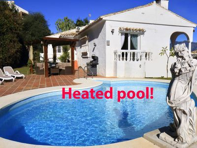 Photo for NEW GEM ON THE MARKET! 'Villa Golden Springs' - with private swimming pool.