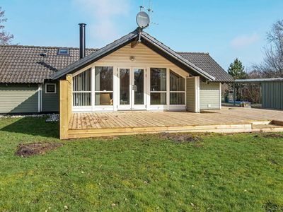Photo for Modern Holiday Home in Oksbøl with Sauna